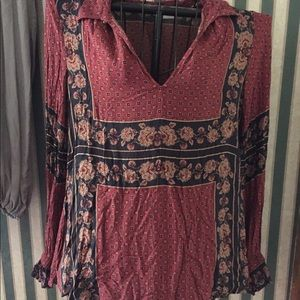 Free People Tops - Free people shirt L